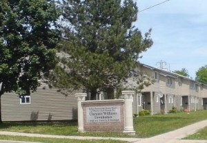 Clarence Williams Townhomes, Windsor, Ontario