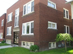 Dufferin Transitional Housing, Windsor, Ontario